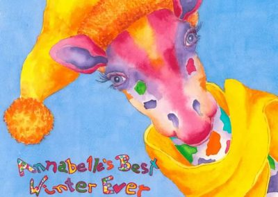 Annabells Best Winter Ever Book Cover